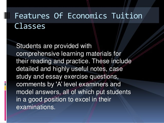 h2 econs model essays for sat