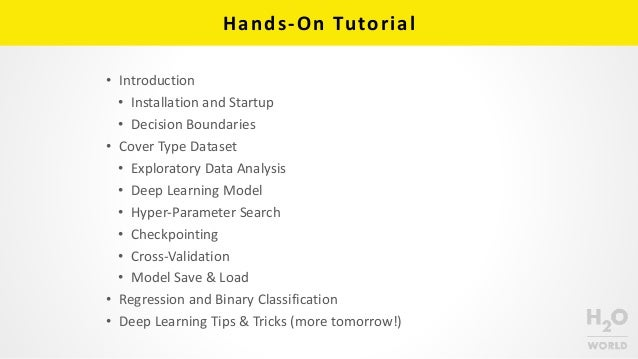 hands on python tutorial The hands-on python tutorial formats: browse web page sections online zip file for optional download of all web pages the web page to open after expanding the zip.