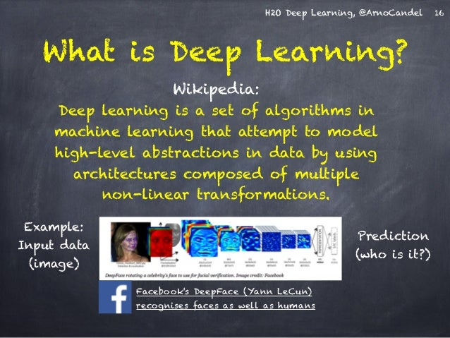 Deep Learning through Examples - Kaggle #1