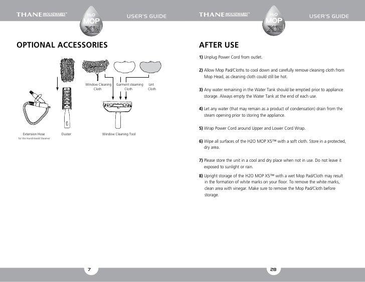 h2o mop x5 user guide english rh slideshare net user guide thinkpad x1 yoga 20jf user guide efaktur