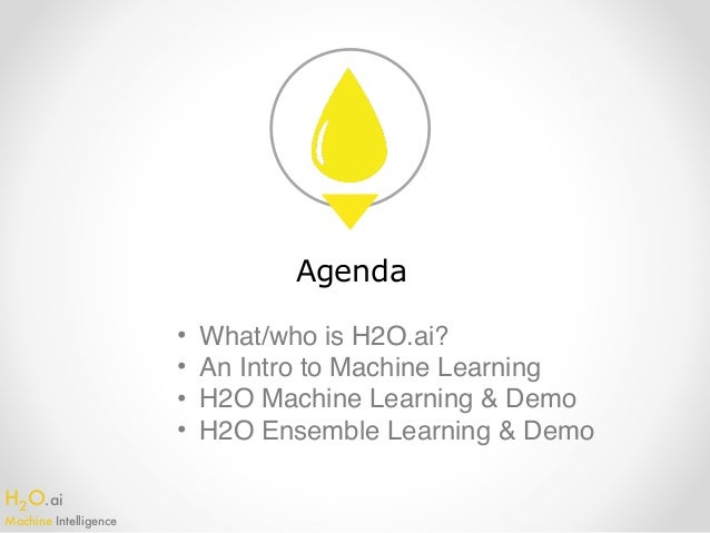 H2O with Erin LeDell at Portland R User Group Slide 3