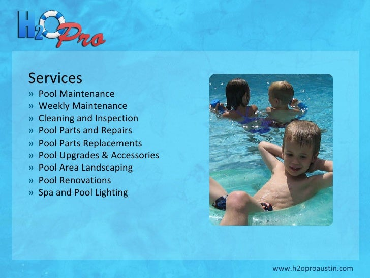 Pool And Spa Repair Austin Tx