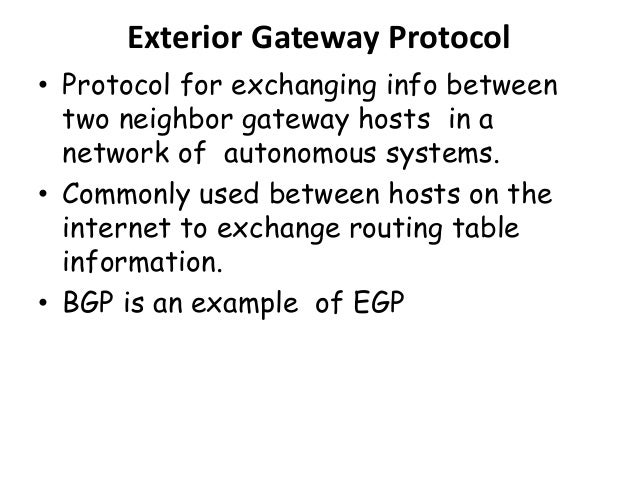 Bgp Protocol