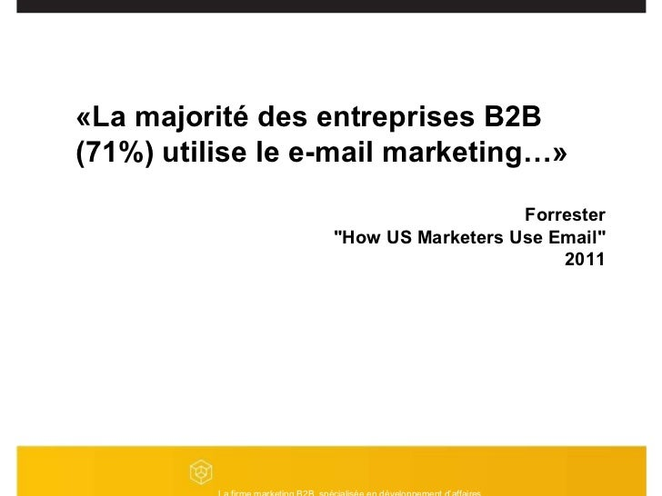 H4 Email Marketing — French Slide 2