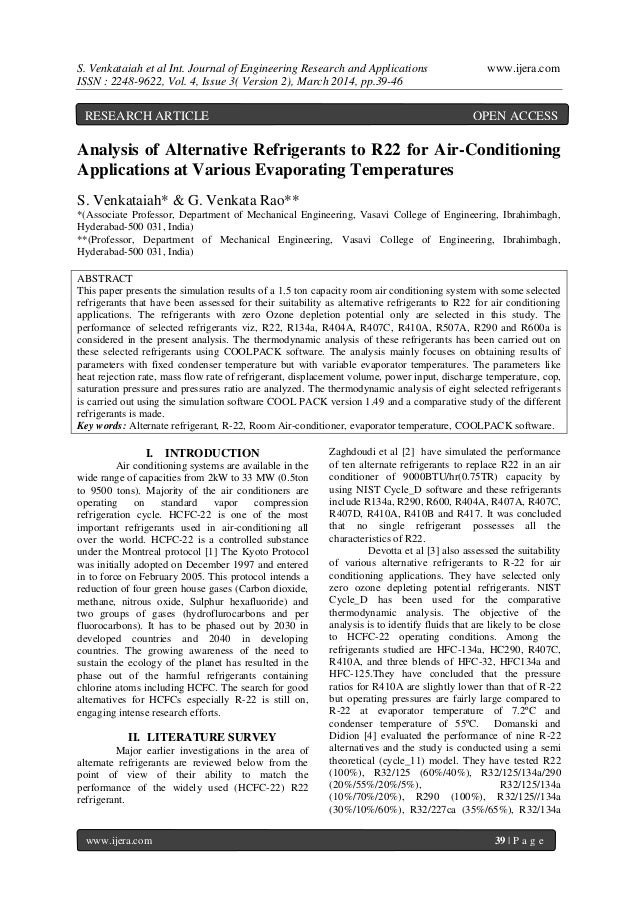 S. Venkataiah et al Int. Journal of Engineering Research and Applications www.ijera.com ISSN : 2248-9622, Vol. 4, Issue 3(...