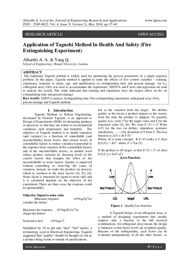 Alharthi A. A et al Int. Journal of Engineering Research and Applications www.ijera.com ISSN : 2248-9622, Vol. 4, Issue 5(...