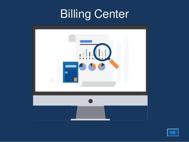 Billing Center