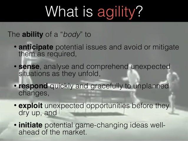 Scaling and Sustaining Agility Slide 2