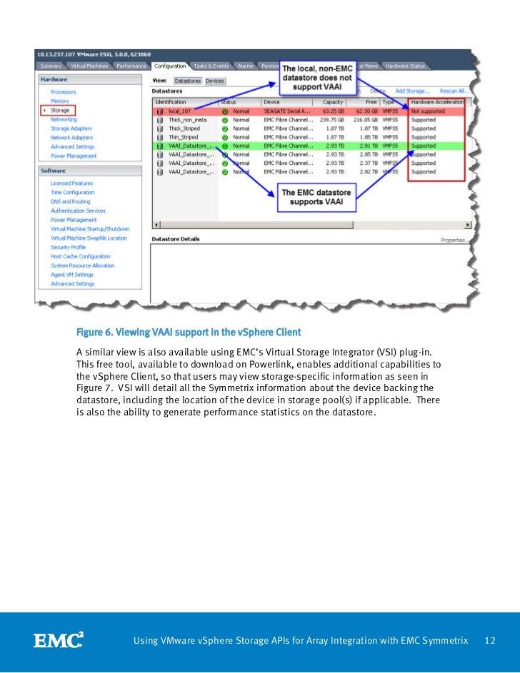White Paper Using Vmware Storage Apis For Array