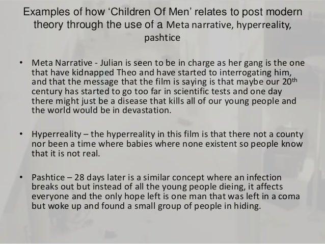 children of men cast