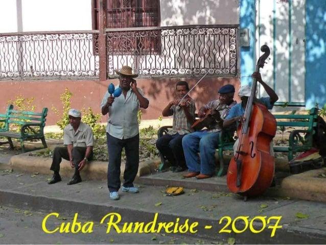 Cuba ainda parada no tempo