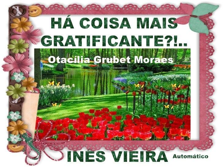 Otacília Grubet Moraes