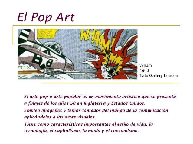 Ha2 5 arte pop y minimal for Minimal art slideshare