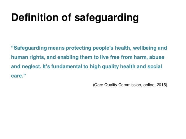 reflective account of safeguarding the wellbeing of children The policy and procedures for safeguarding adults at risk in swindon and head of safeguarding children wiltshire police clinical commissioning group swindon.
