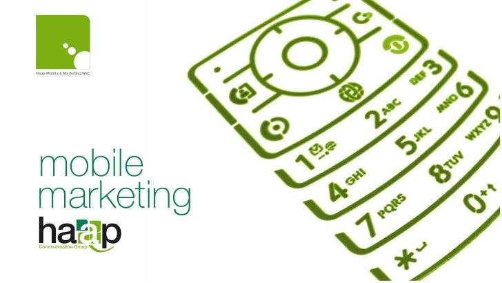 Haap Mobile & Marketing Webmobilemarketing