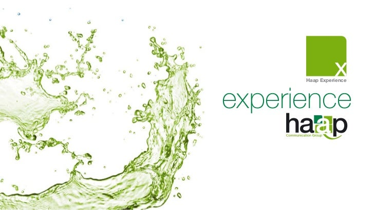 Haap Experienceexperience