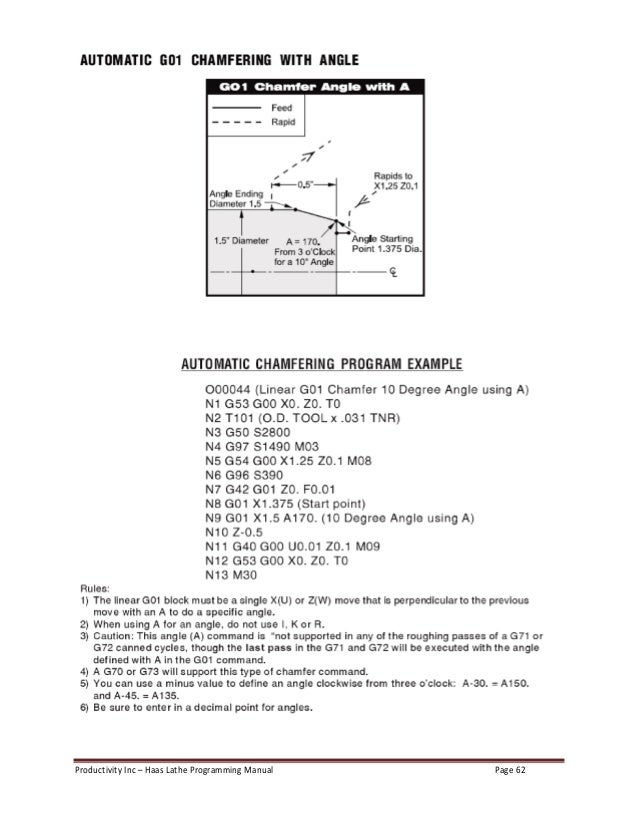 haas lathe programming manual rh slideshare net Haas Lathe Training haas lathe programming manual answer book