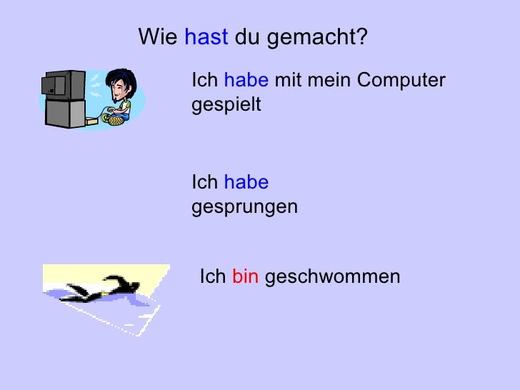 Haben & Sein Slide 3
