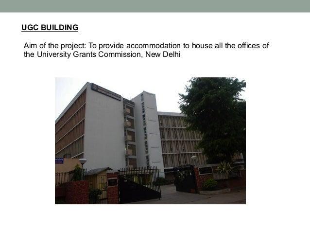 Ugc xi plan building house