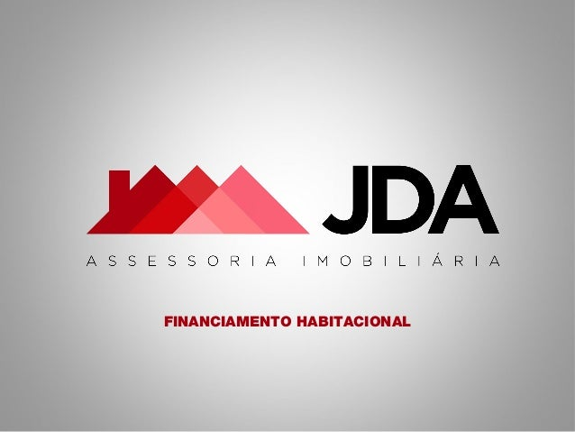 FINANCIAMENTO HABITACIONAL