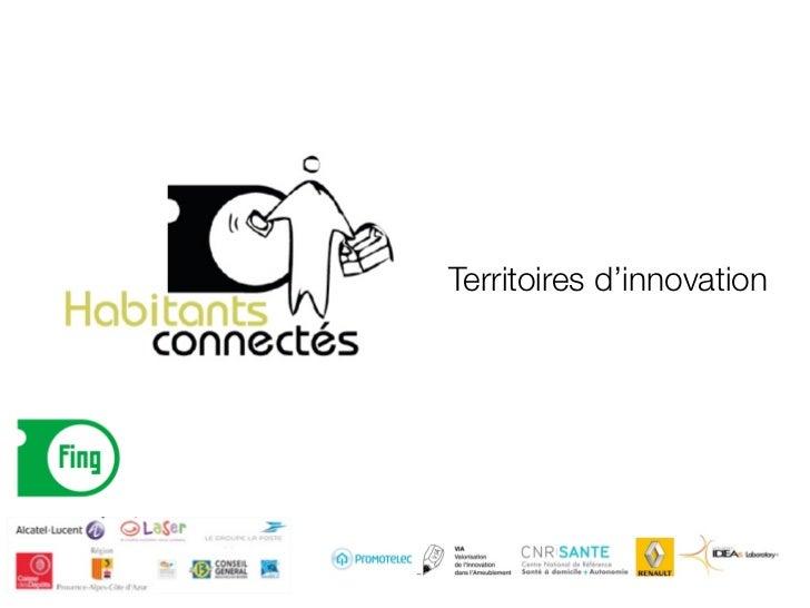 Territoires d'innovation