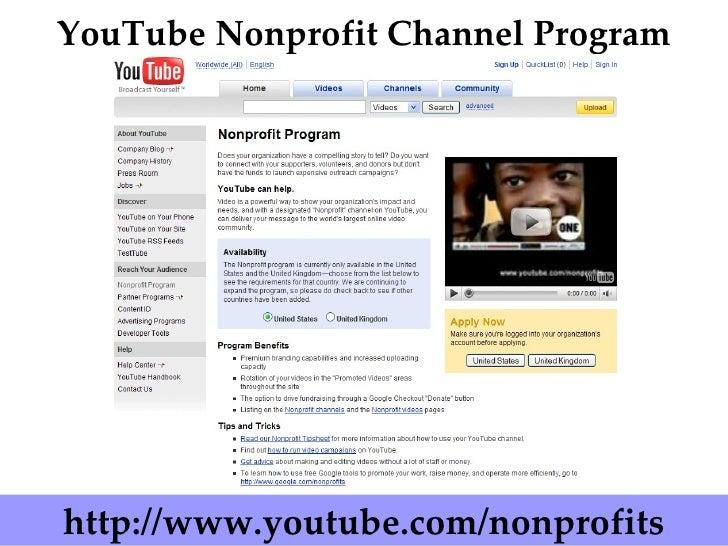 nonprofit relationship building part