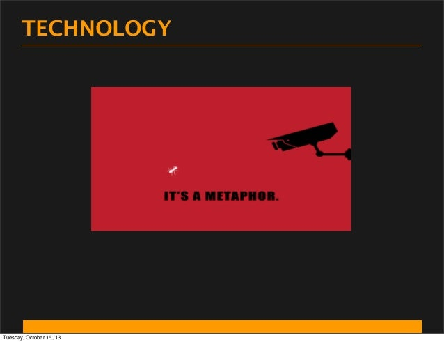 TECHNOLOGY  Tuesday, October 15, 13
