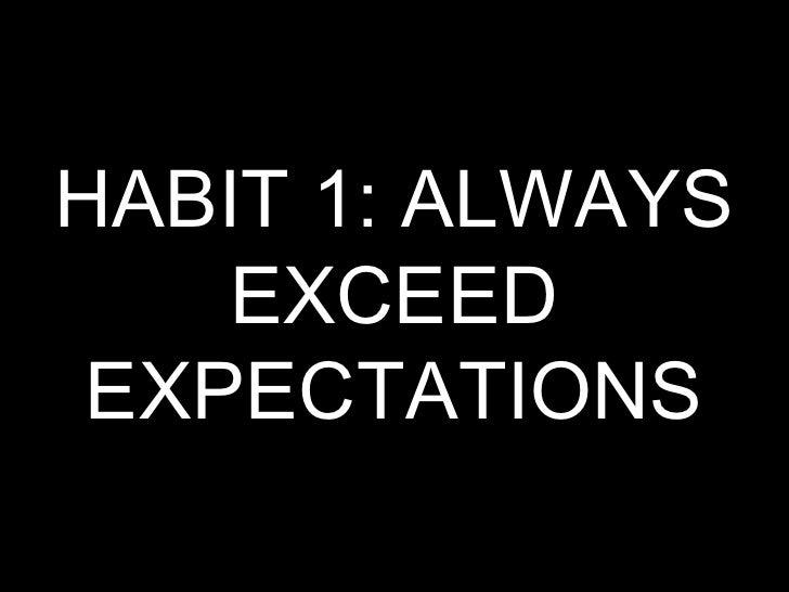 Habit Of Millionaire Slide 2
