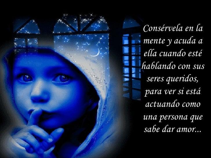Acepte la  realidad: Uno debe comprender       que    la única  persona que     puede   cambiar es  uno mismo...