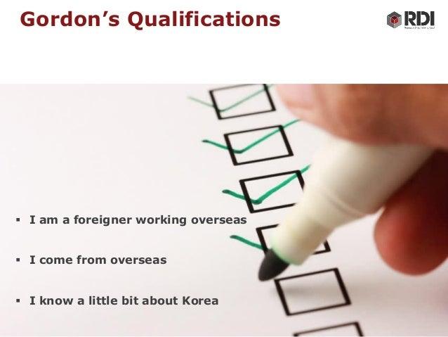 how to get a job overseas