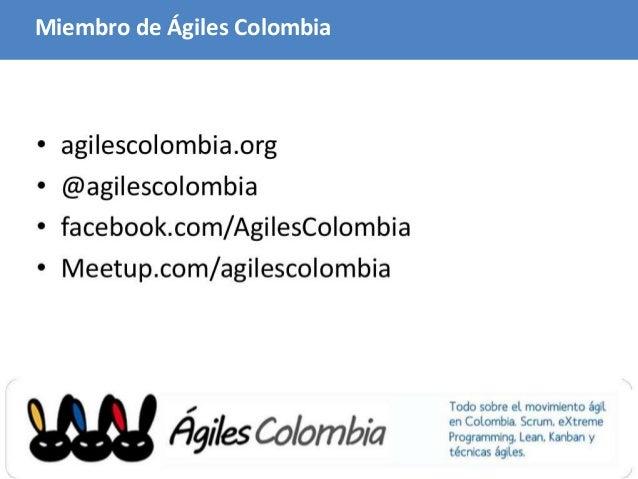2 Miembro de Ágiles Colombia