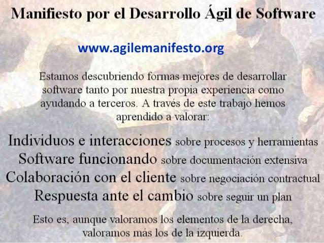 45 www.agilemanifesto.org