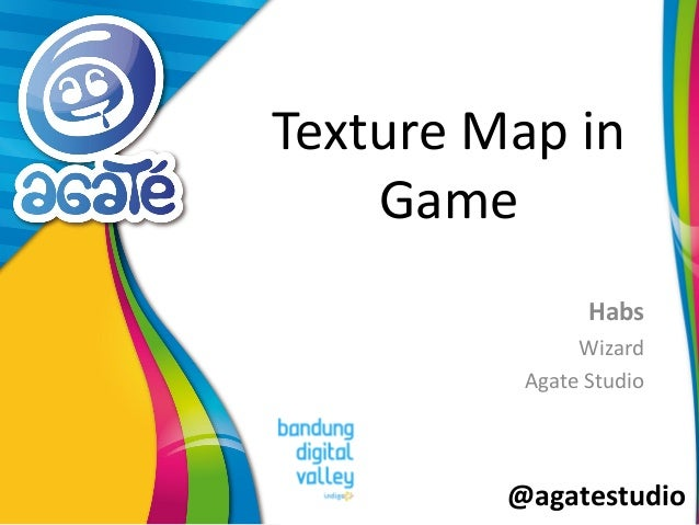 @agatestudio Texture Map in Game Habs Wizard Agate Studio