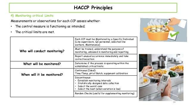 iso 22000 & haccp - Procedure Haccp Cuisine