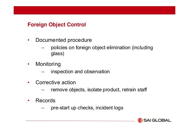 inventory policies and procedures
