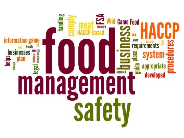 Food Safety Management System Ppt
