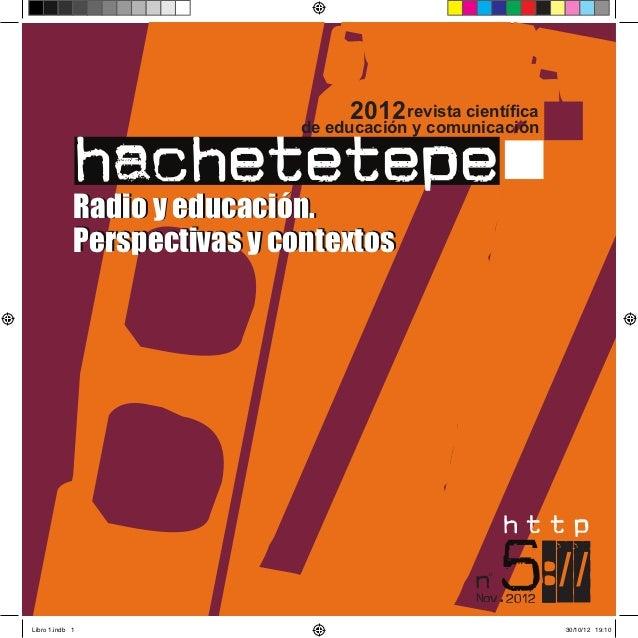 :/                                  2012 revista científica             hachetetepe                             de educaci...