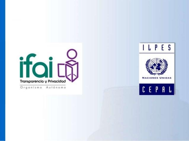 Hacia la construcción de un Estado  abierto en México  Joel Salas Suárez  Comisionado del IFAI  @joelsas