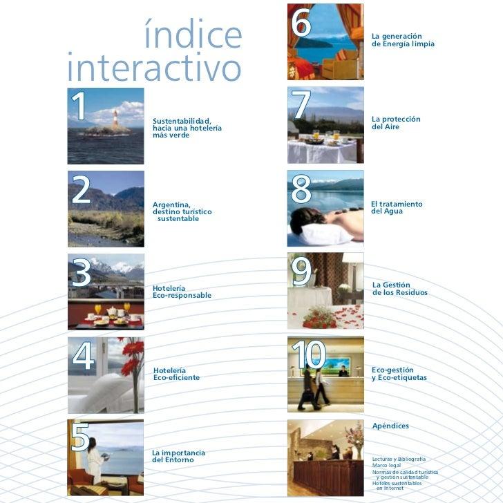 Hacia una hotelería más verde y sustentable (AHT, 2011) Slide 3