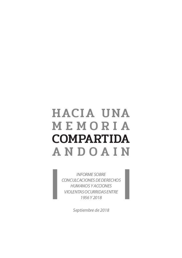 Hacia una memoria compartida: Andoain Slide 3