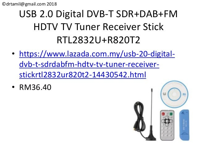 Hack#25 Software Defined Radio (SDR)