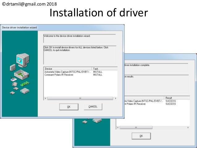 dvb-t windows 8 driver