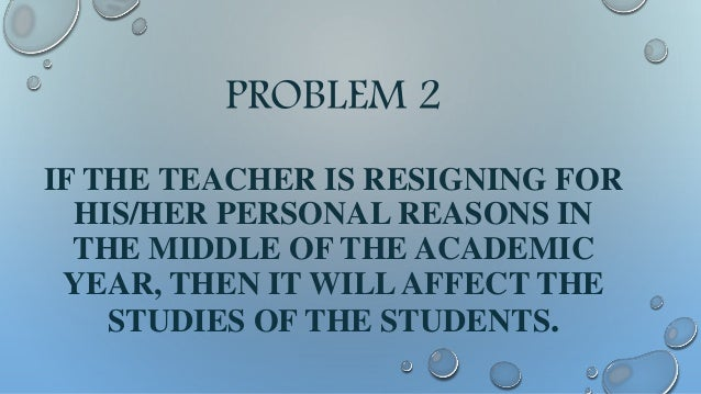 PROBLEM 3 TEACHERS ARE PRESENT IN THE COLLEGE, BUT THEY DO NOT TAKE LECTURES PROPERLY.