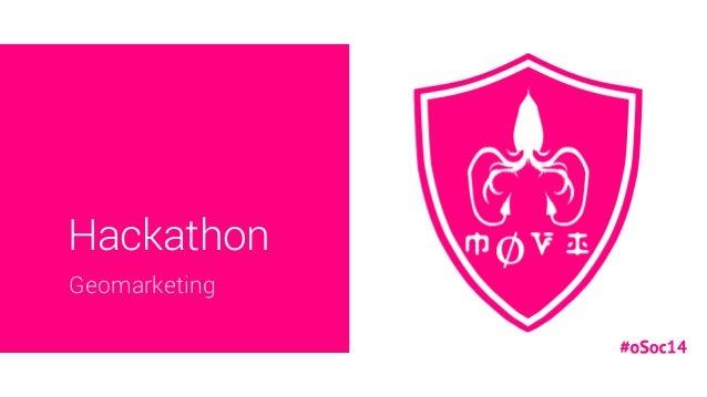 Hackathon Geomarketing