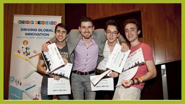Hackathons in society #cpbr10 Slide 2