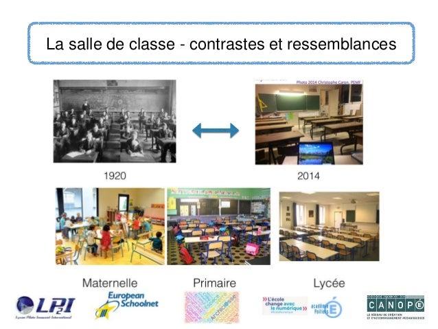 Hacker les espaces en classe inversée Slide 2
