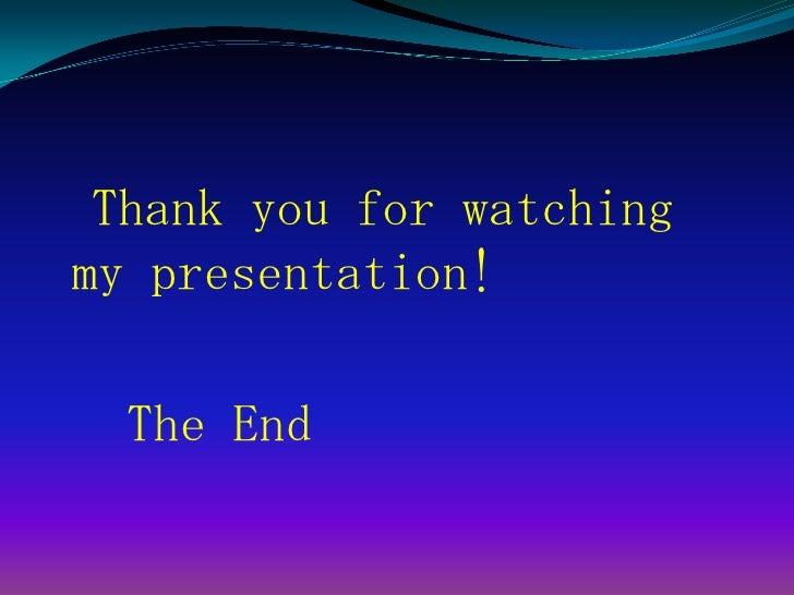 Hacker presentation