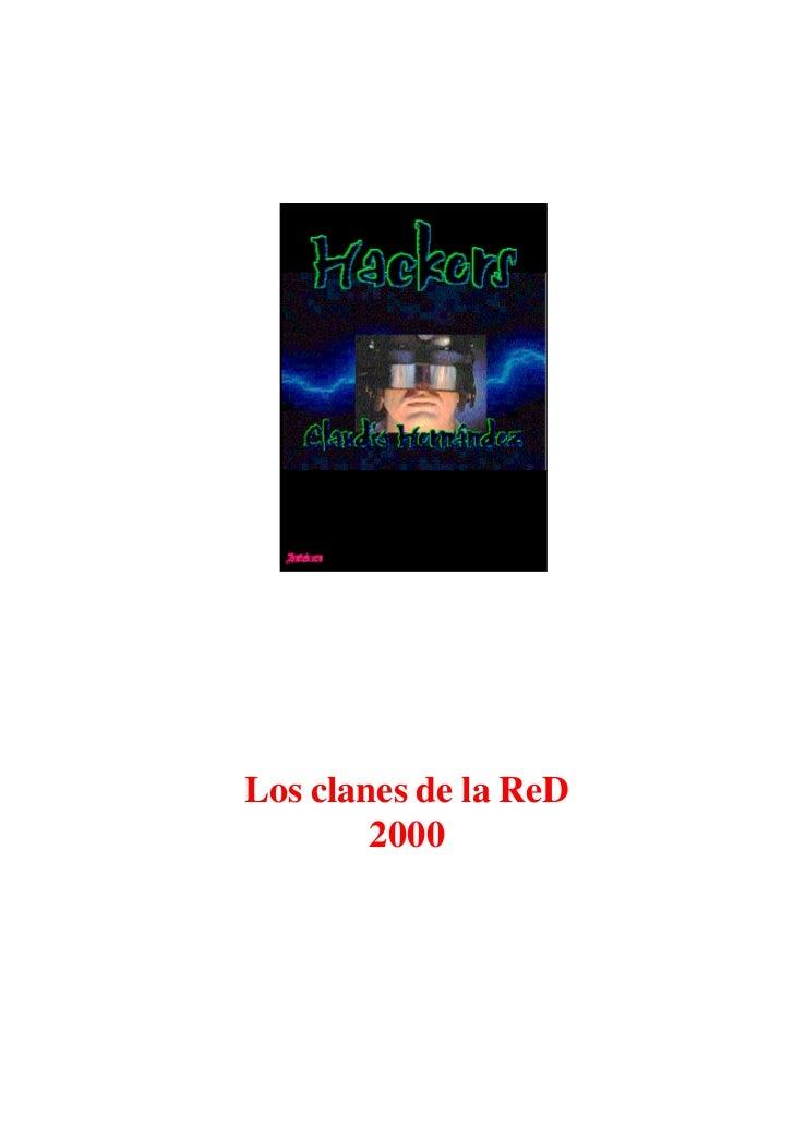 Los clanes de la ReD        2000