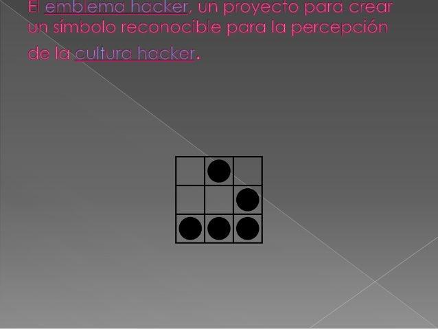     Crackers de sistemas: término designado a programadores y    decoders que alteran el contenido de un determinado prog...