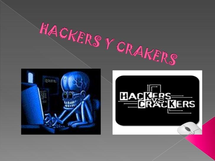 HACKERS Y CRAKERS<br />
